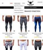 Screenshot Matador Meggings