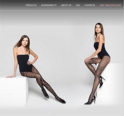 Screenshot Cifra Homepage