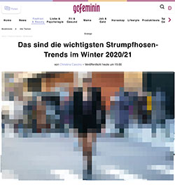 Screenshot gofeminin.de