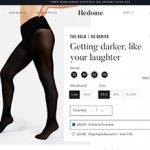 Hēdoïnes The Bold 60: dunkler und nachhaltiger
