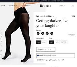 Screenshot Hēdoïne The Bold 60