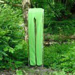 Mit grünen Strumpfhosen in den Frühling