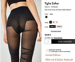 Screenshot Esther Tights item m6