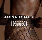 Amina Muaddi und Wolford