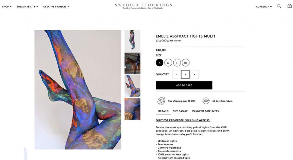 Screenshot Emelie Abstract Tights