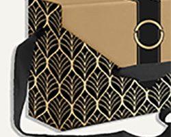 Exklusive Tasche von Oroblu | Strumpfhosen-Dreierpack