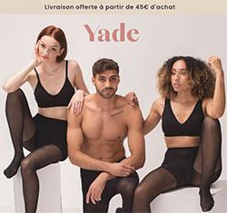 Screenshot Yade mit Mann in Strumpfhose